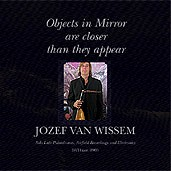 Jozef Van Wissem: <br>Objects in Mirror are closer than they appear:<br><i>Solo Lute Palindromes, Airfield Recordings and Electronics</i> (Bvhaast)