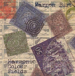 Warren Burt: Harmonic Colour Fields (Pogus)